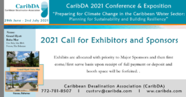 CaribDA 2021 Conference & Exposition<br>Grand Hyatt Baha Mar | 29th June - 2nd July 2021<br> @ Grand Hyatt Baha Mar