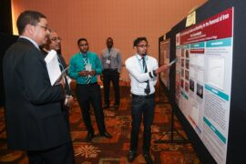 UTT-student-presentersat-the-YLP-Student-Poster-Session
